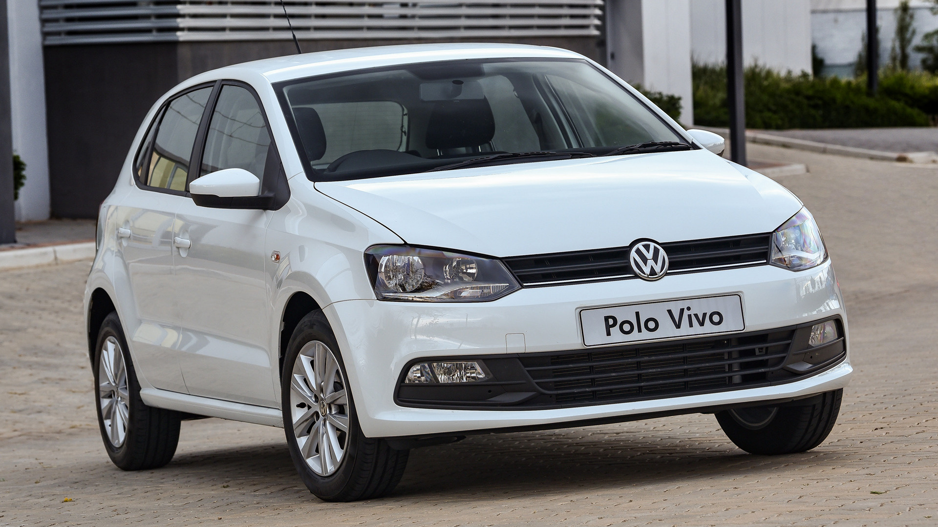Volkswagen Polo Vivo 5-door (2018) ZA Wallpapers And HD