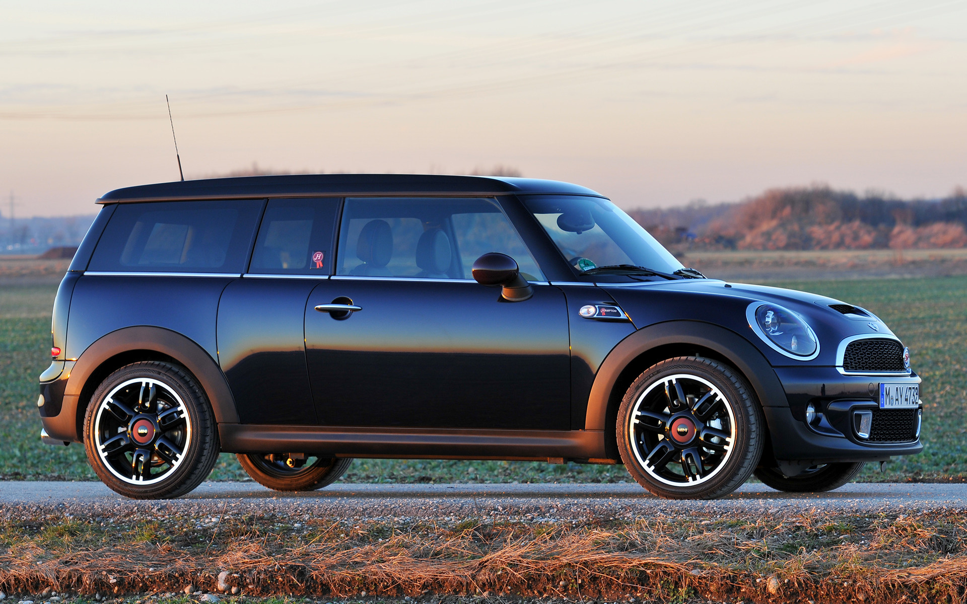 Mini Cooper S Clubman 2017 Us Wallpapers And Hd Images Car ...