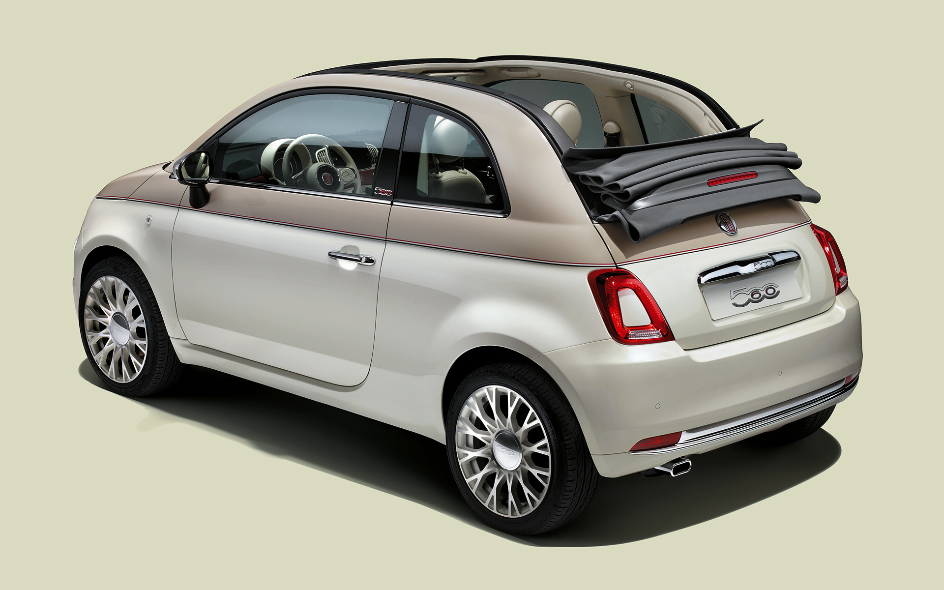 Fiat 500c 60th Anniversary 2017 Wallpapers And Hd Images Car Pixel