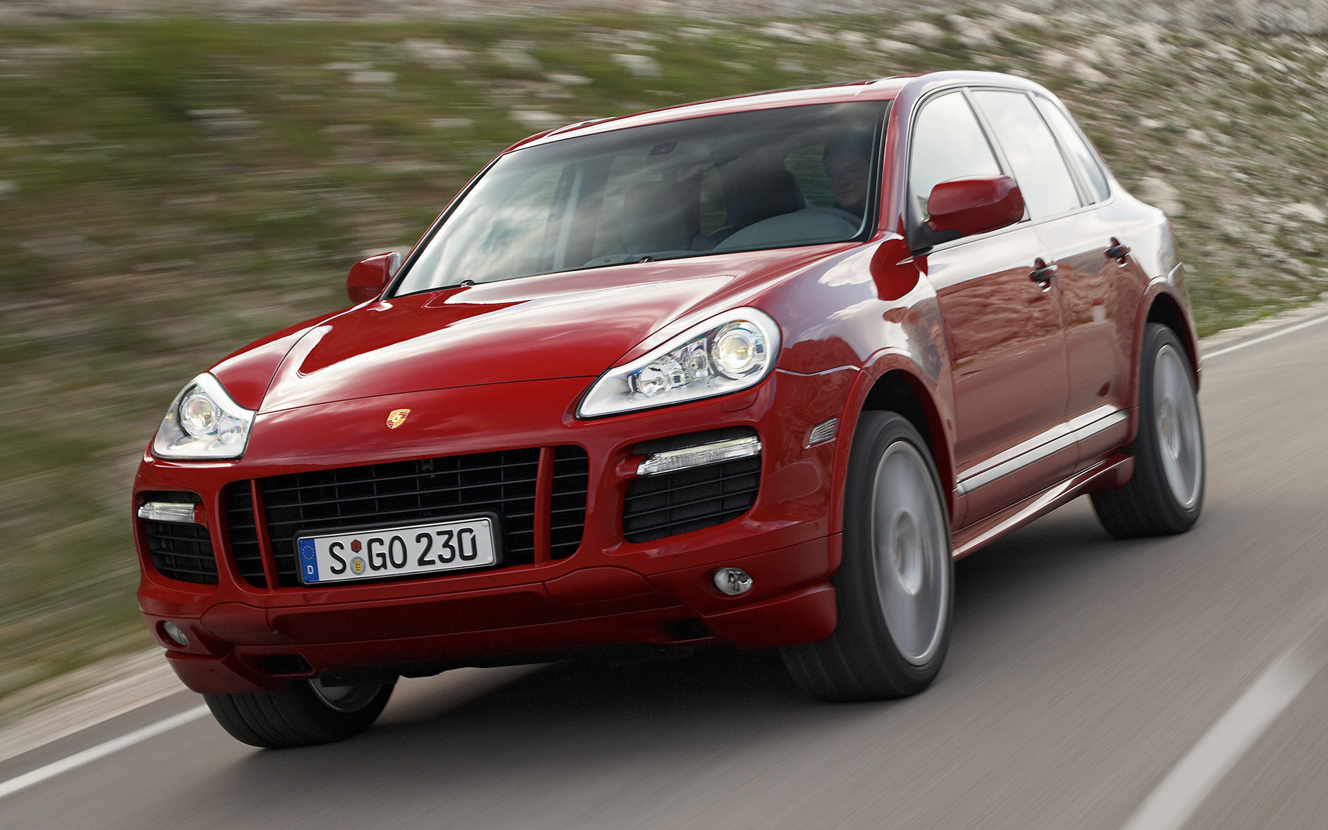 porsche cayenne gts 2008 wallpapers and hd images car pixel. Black Bedroom Furniture Sets. Home Design Ideas
