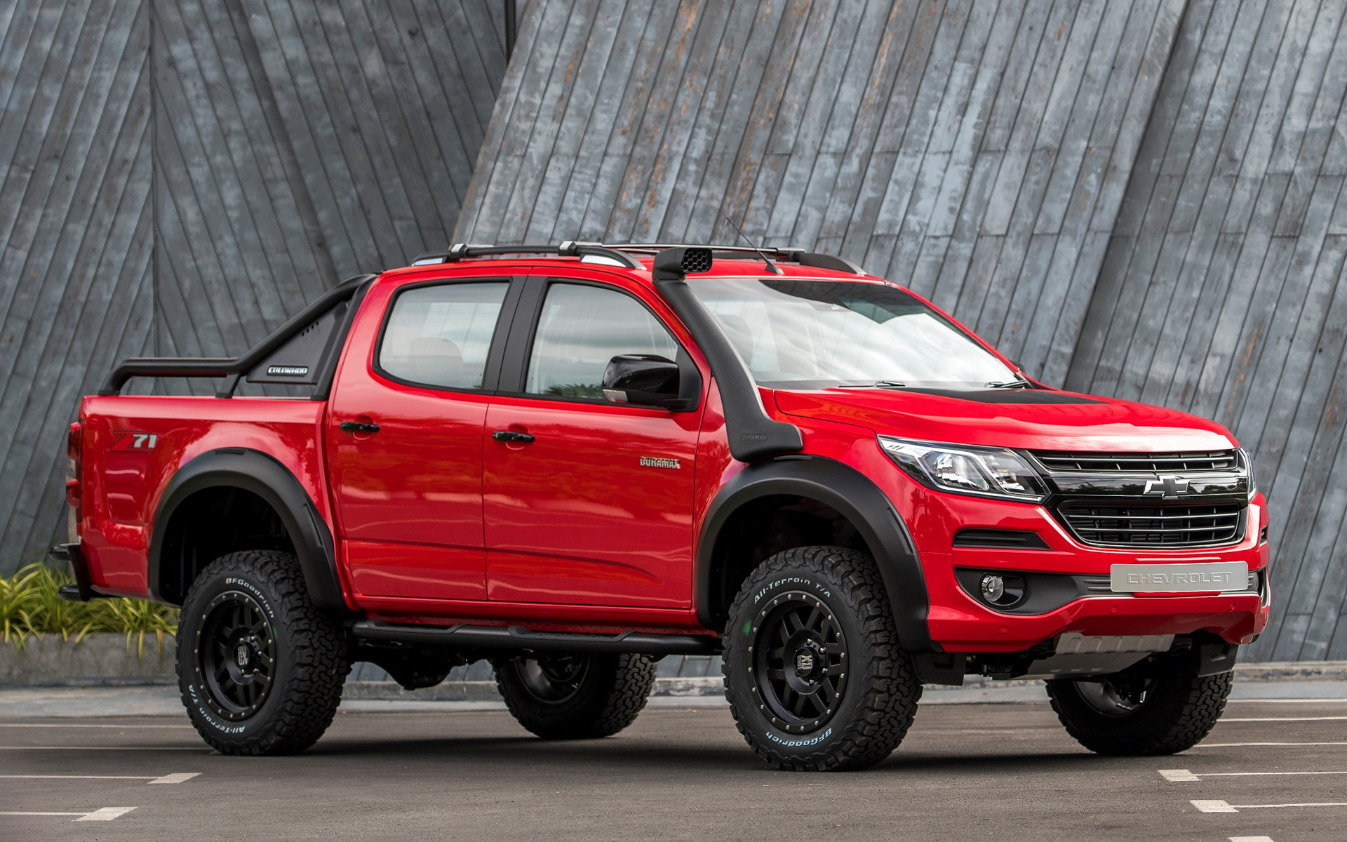 2016 Chevrolet Colorado Off-Road Style Concept ...