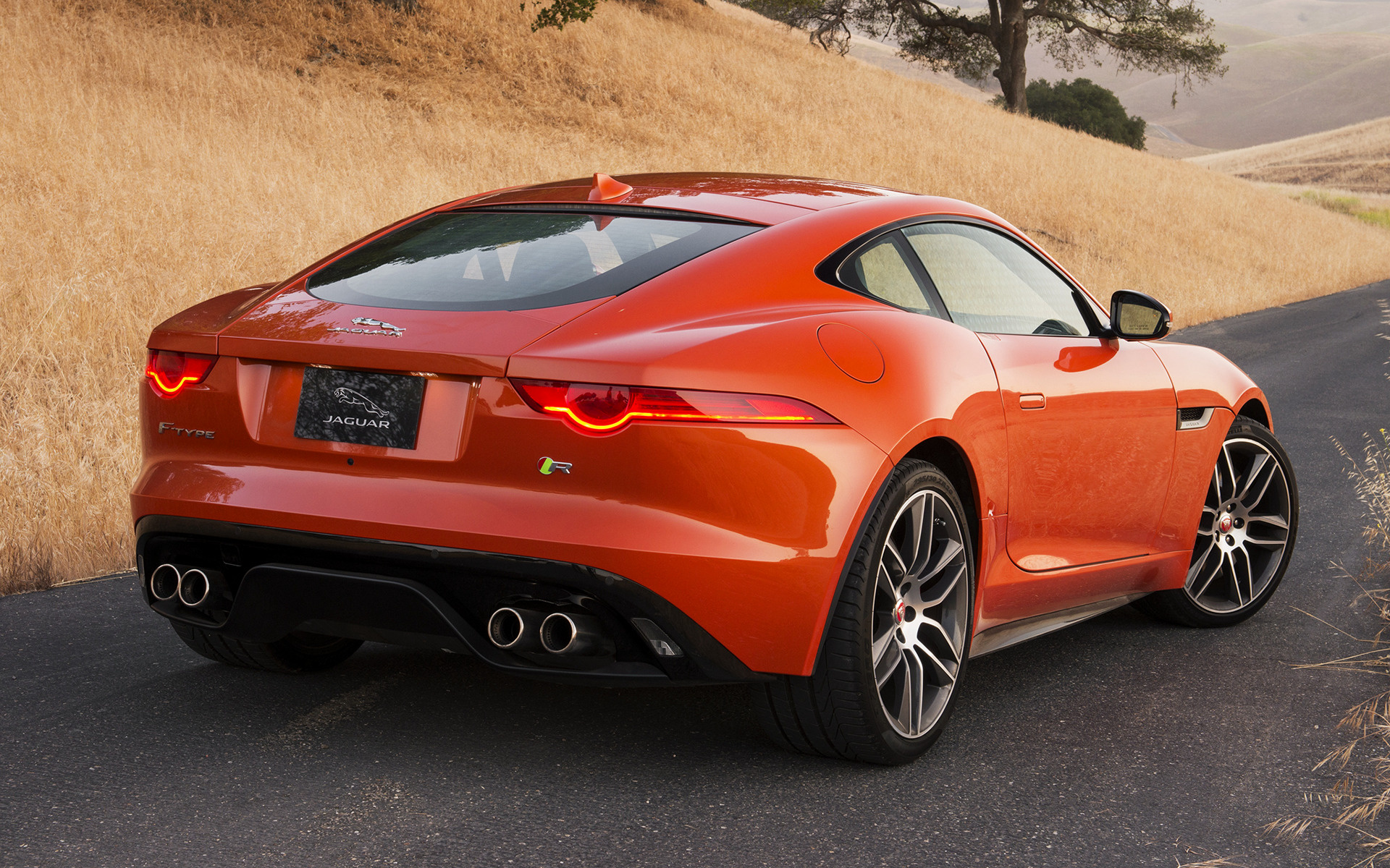F Type Coupe >> Jaguar F-Type R Coupe (2015) US Wallpapers and HD Images - Car Pixel