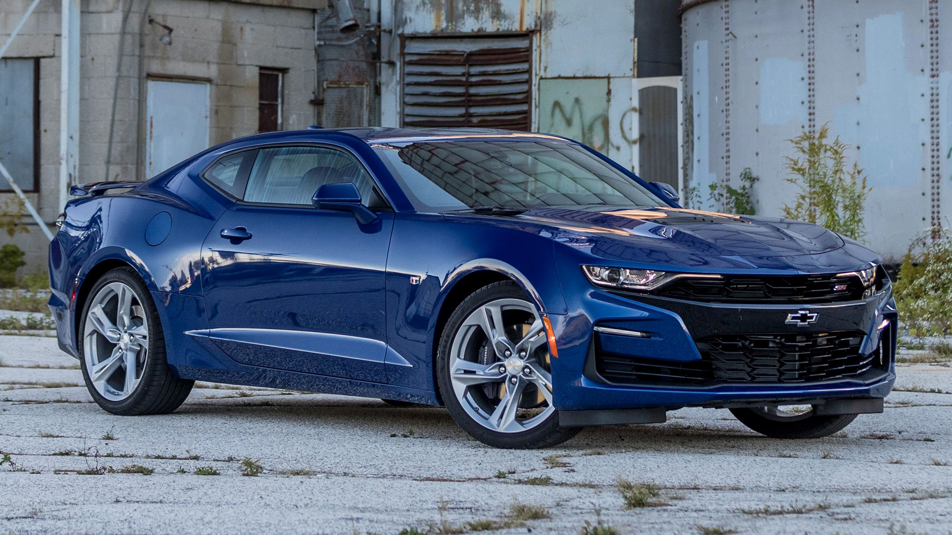 2019 Chevrolet Camaro Ss Wallpaper: 2019 Chevrolet Camaro SS - Wallpapers And HD Images