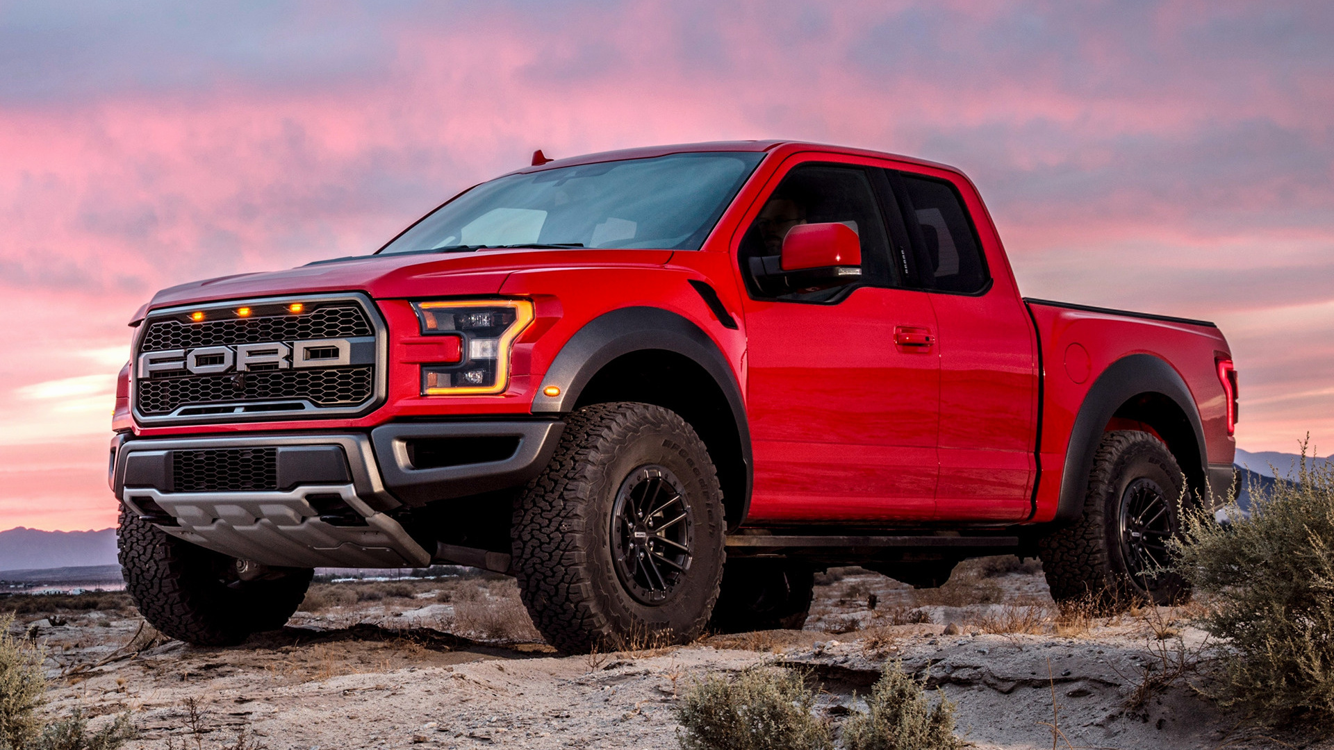 Ford Raptor Logo >> 2019 Ford F-150 Raptor SuperCab - Wallpapers and HD Images | Car Pixel