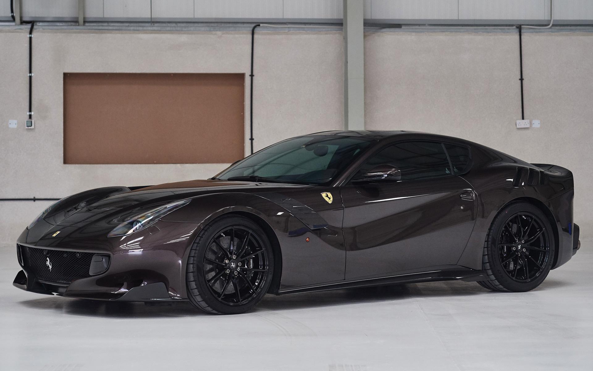 2016 Ferrari F12tdf Tailor Made Hintergrundbilder Und Wallpaper In Hd Car Pixel