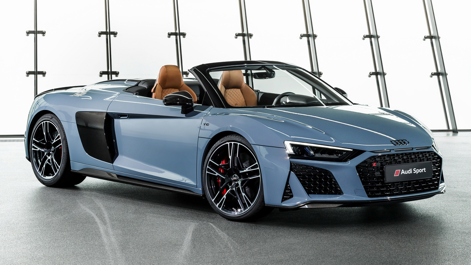 2019 Audi R8 Spyder Performance - Wallpapers and HD Images ...