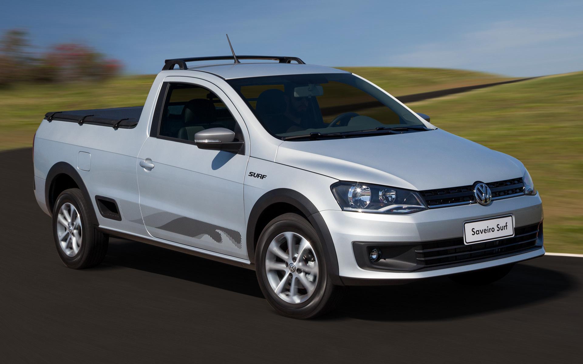 2015 Volkswagen Saveiro CS Surf - Wallpapers and HD Images | Car Pixel