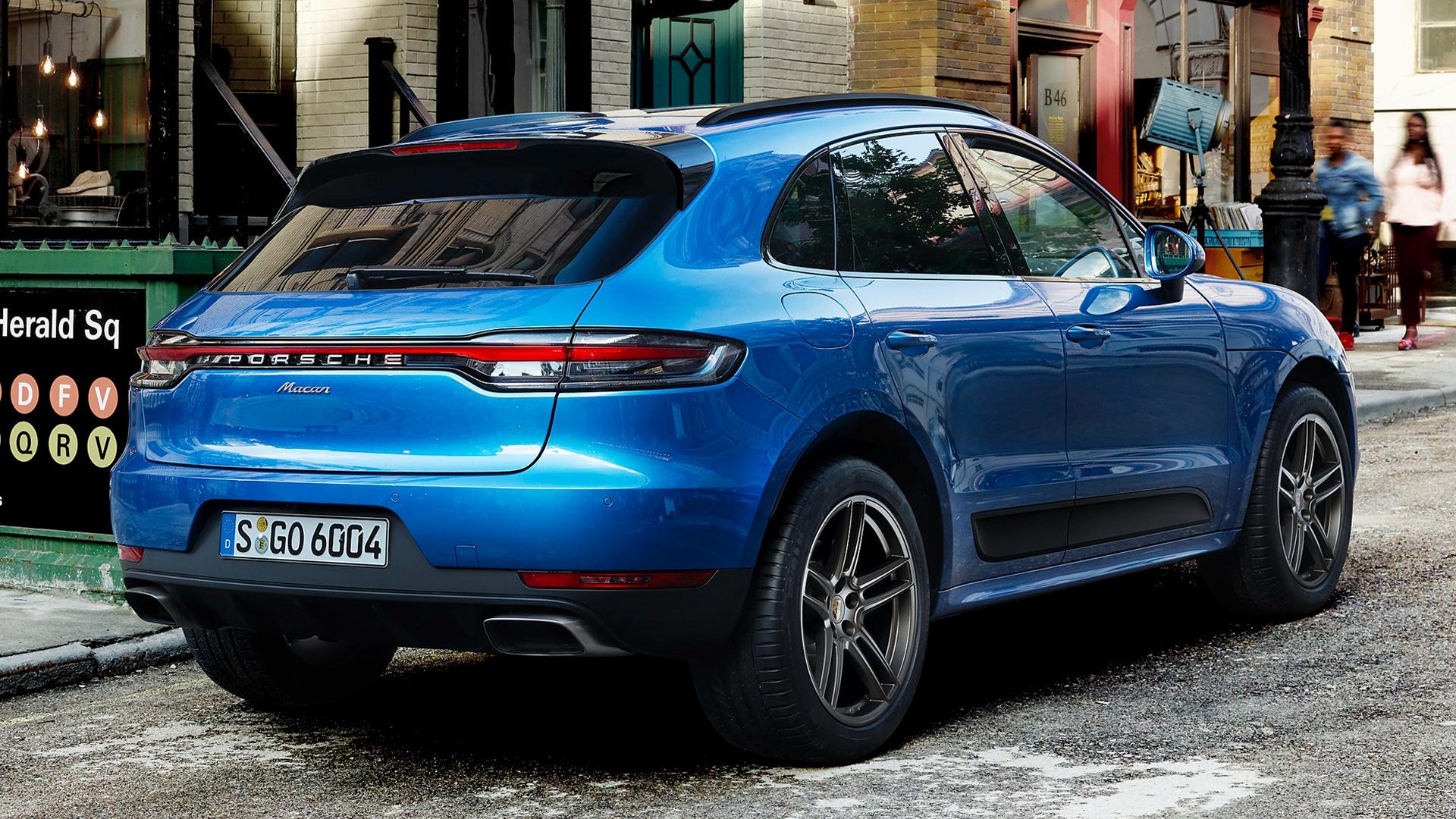 Porsche Macan 2018 Wallpapers And Hd Images Car Pixel