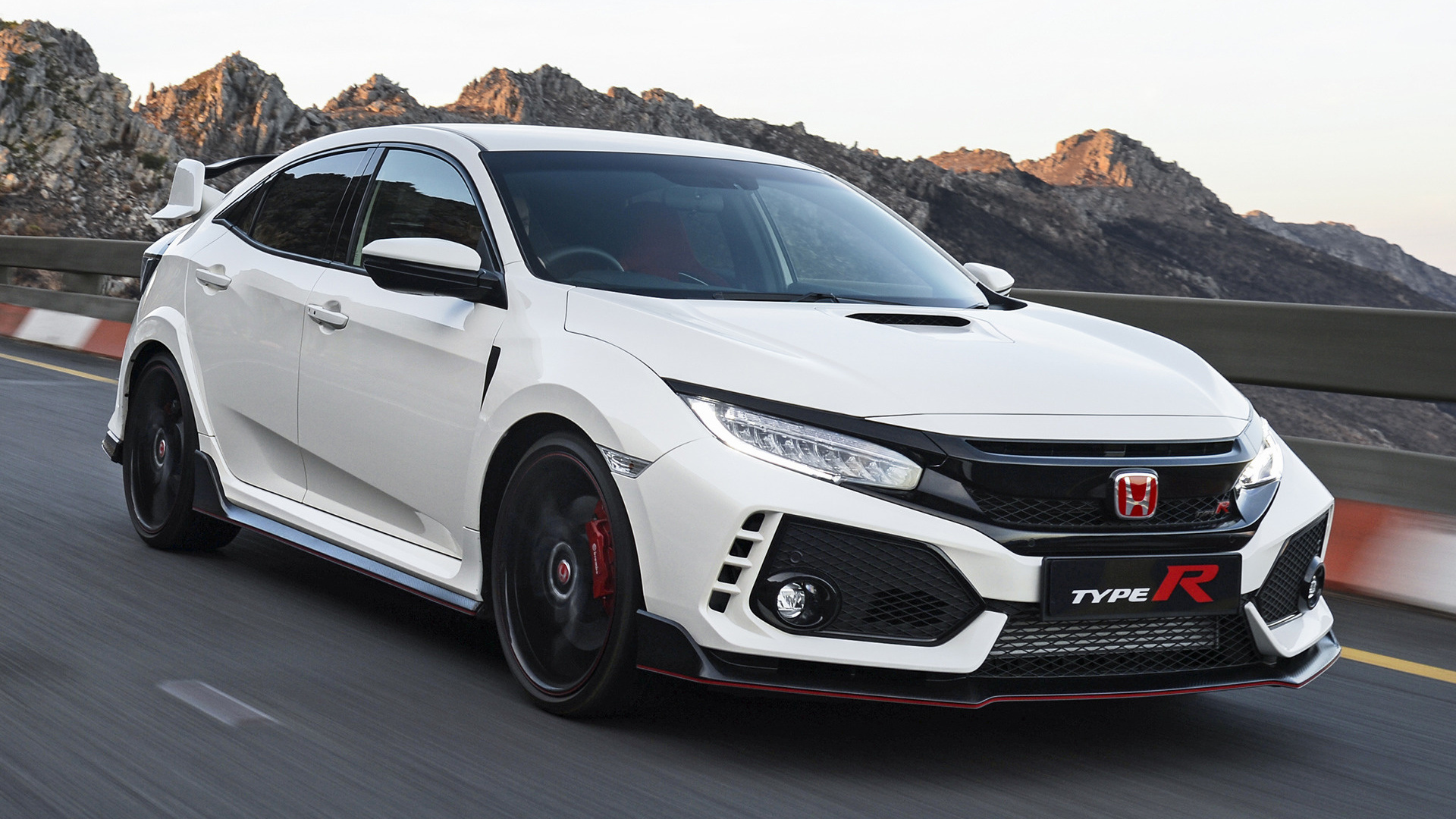 2018 Honda Civic Type R (ZA) - Wallpapers and HD Images | Car Pixel