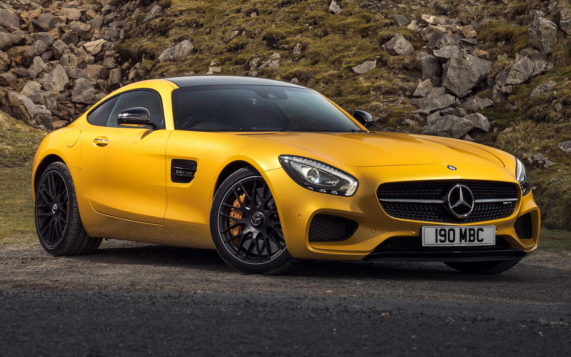 mercedes amg gt s 2015 uk wallpapers and hd images car. Black Bedroom Furniture Sets. Home Design Ideas
