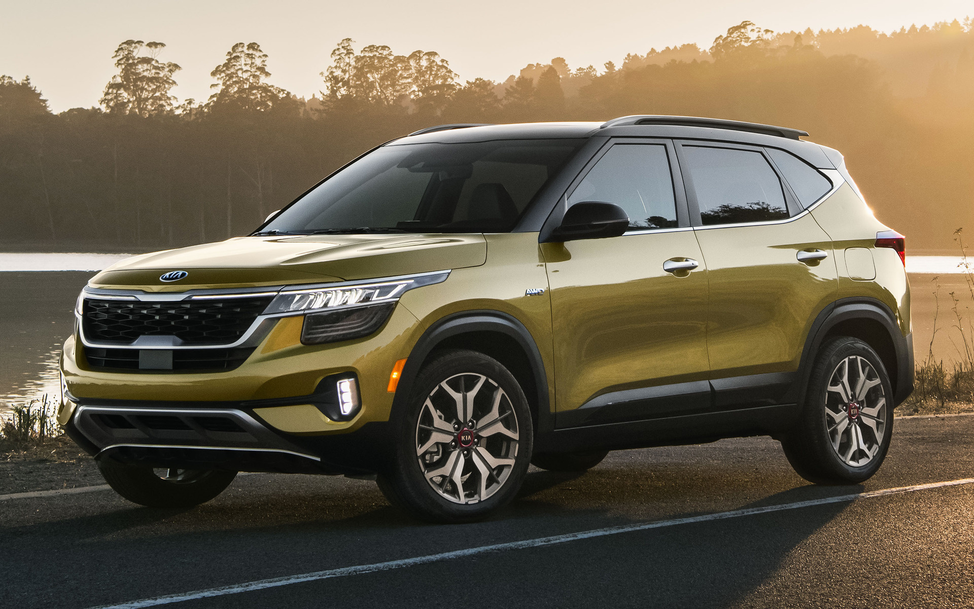 2021 Kia Seltos (US) - Wallpapers and HD Images | Car Pixel