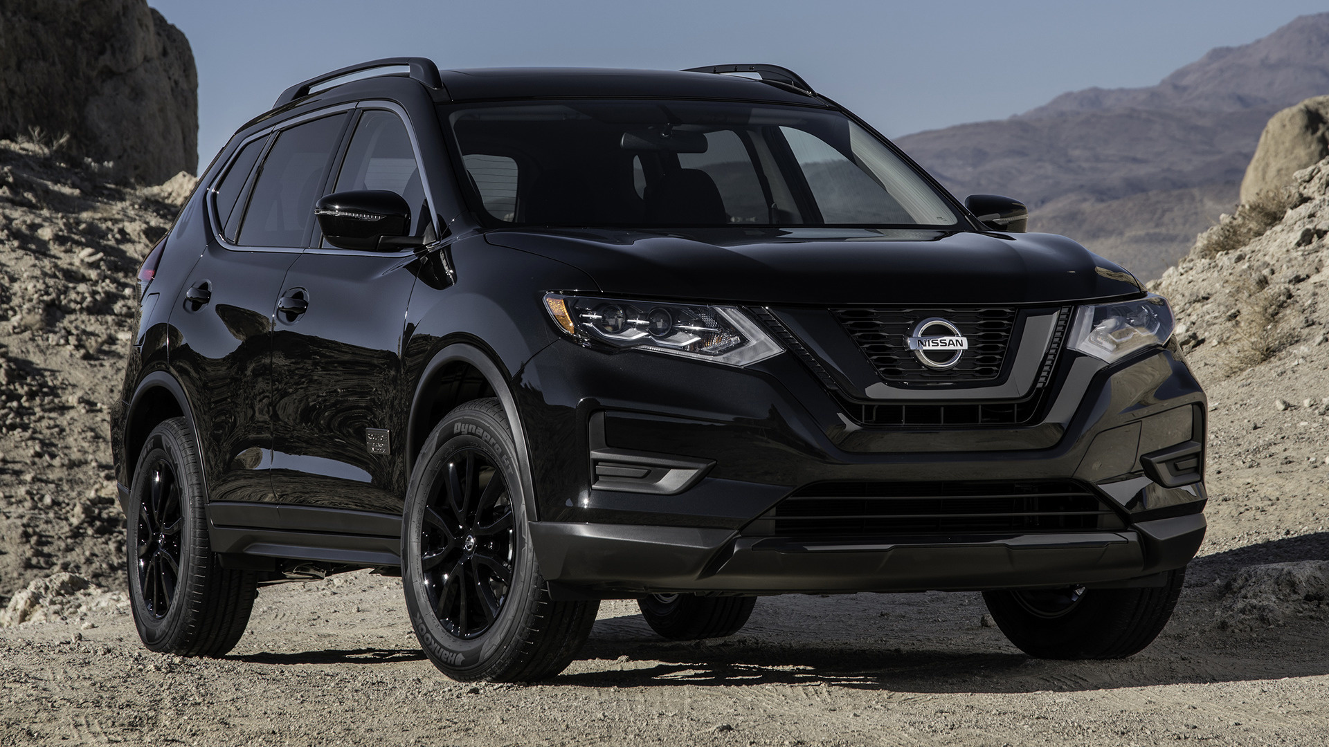 2017 Nissan Rogue One Star Wars Edition - Wallpapers and ...
