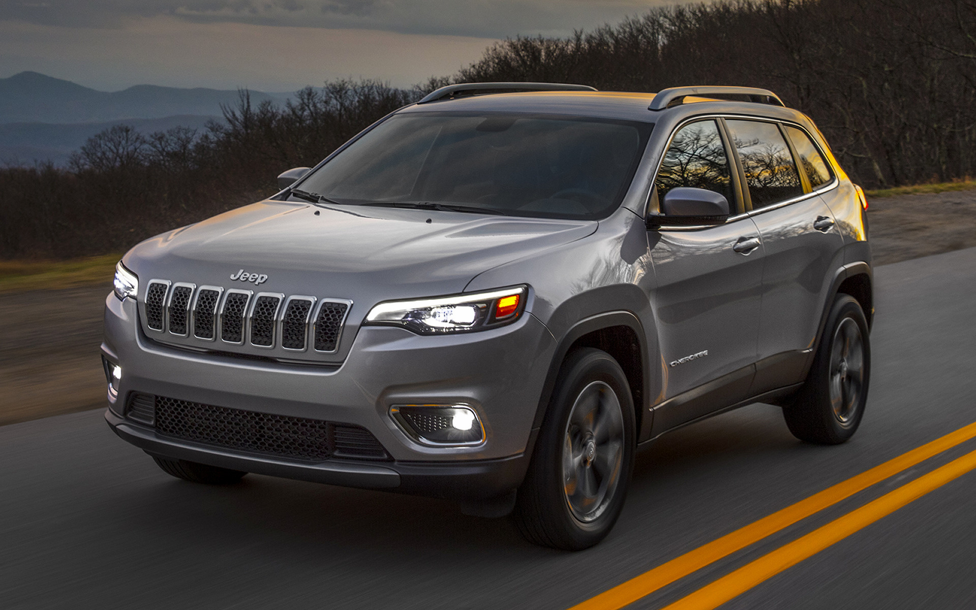 2018 Jeep Cherokee Limited - Wallpapers and HD Images ...