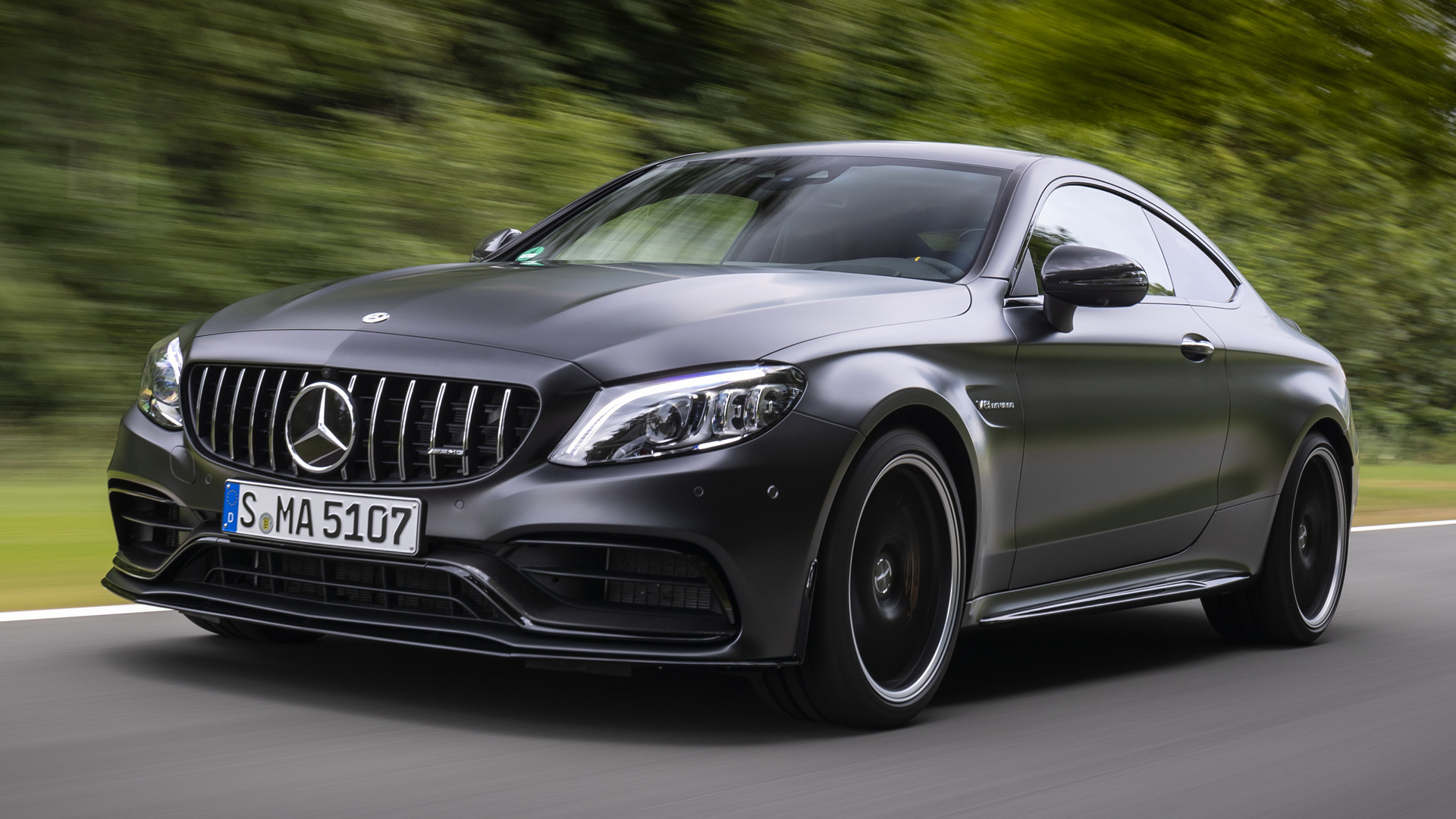 2018 Mercedes Amg C 63 S Coupe