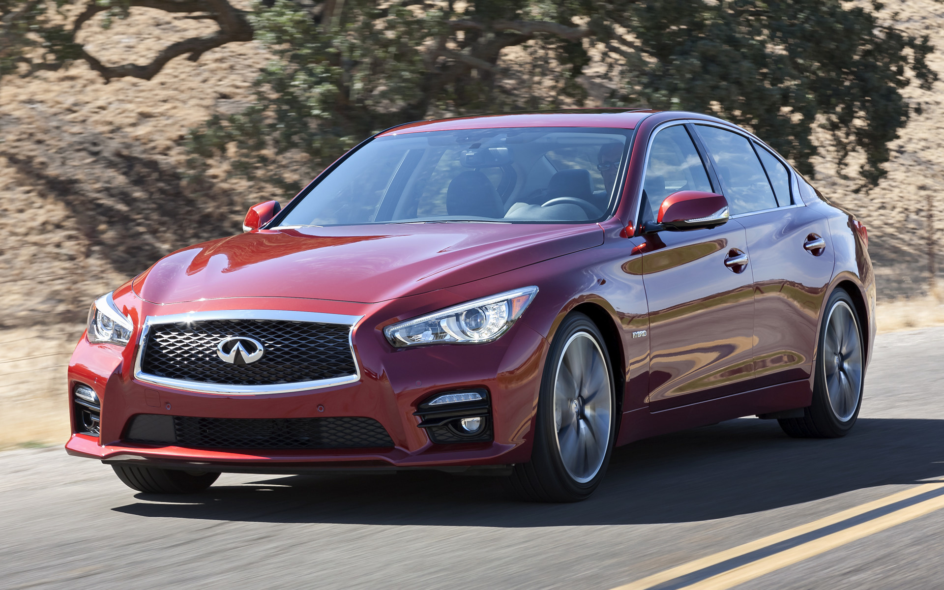 2014 infiniti q50 sport hybrid wallpapers and hd images. Black Bedroom Furniture Sets. Home Design Ideas
