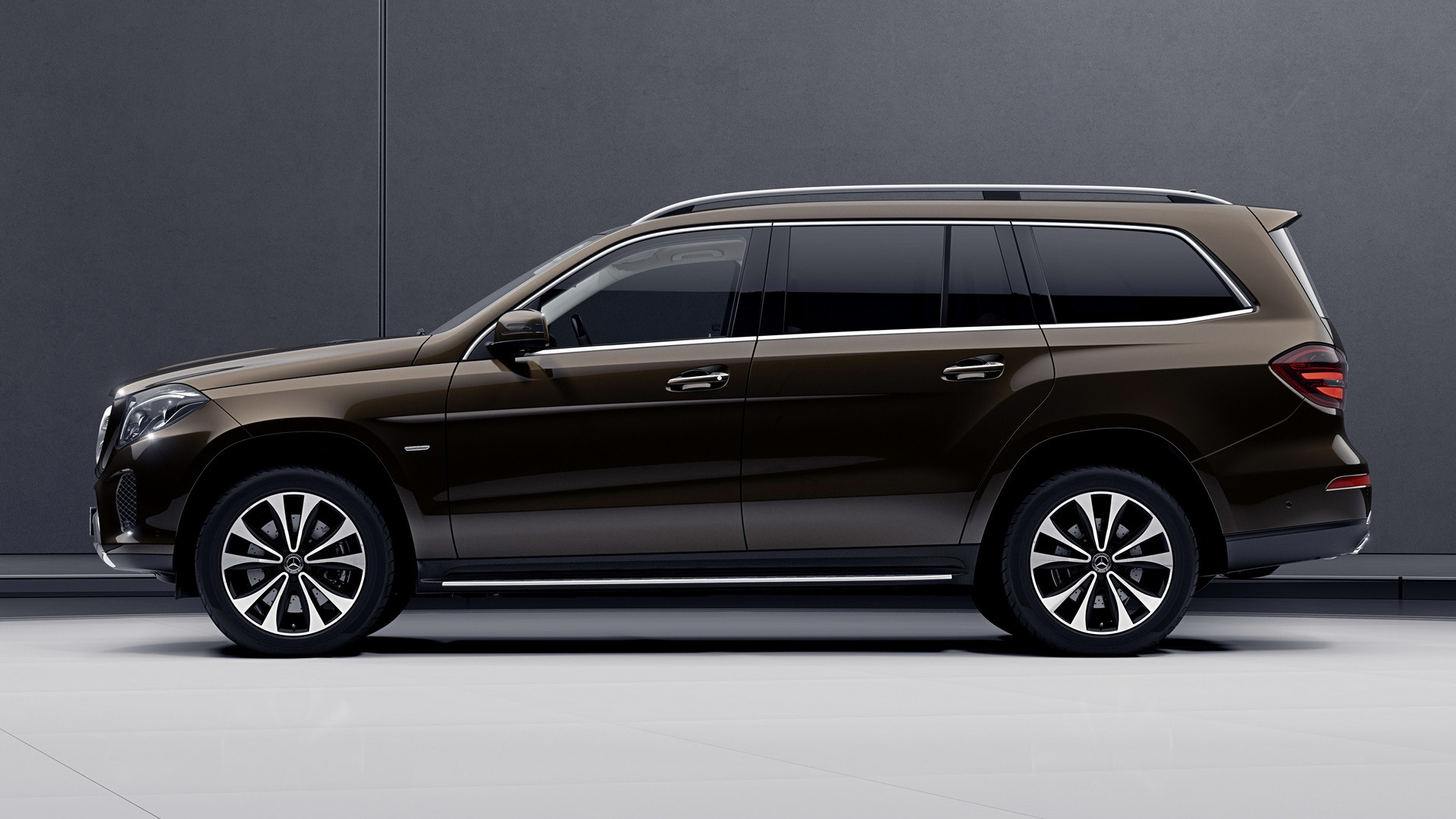 Lincoln Grand 8 >> Mercedes-Benz GLS-Class Grand Edition (2017) Wallpapers and HD Images - Car Pixel