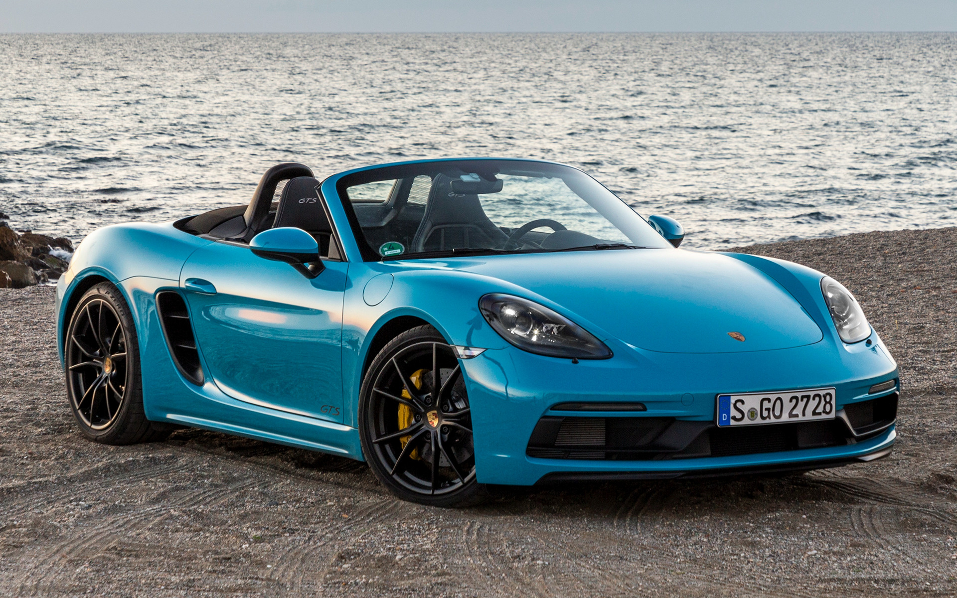 2017 Porsche 718 Boxster Gts Wallpapers And Hd Images Car Pixel