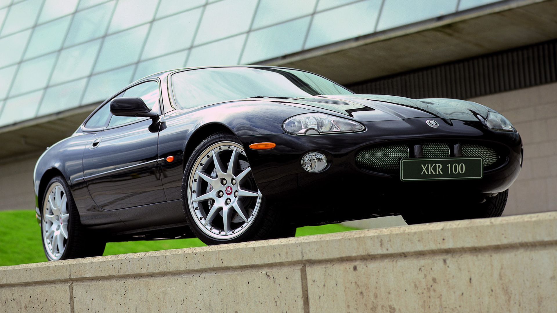 2002 Jaguar XKR 100 Coupe - Wallpapers and HD Images | Car Pixel