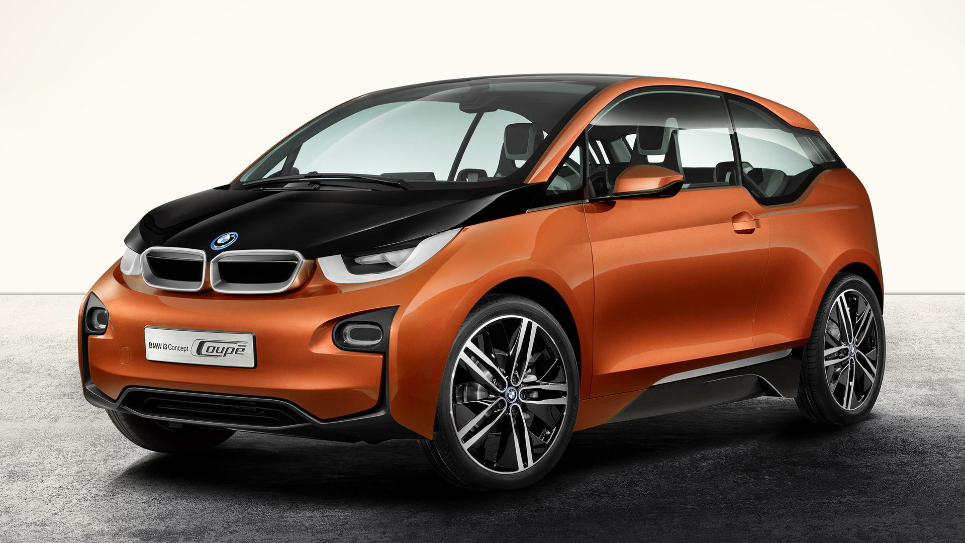 2012 BMW i3 Concept Coupe - Wallpapers and HD Images   Car ...