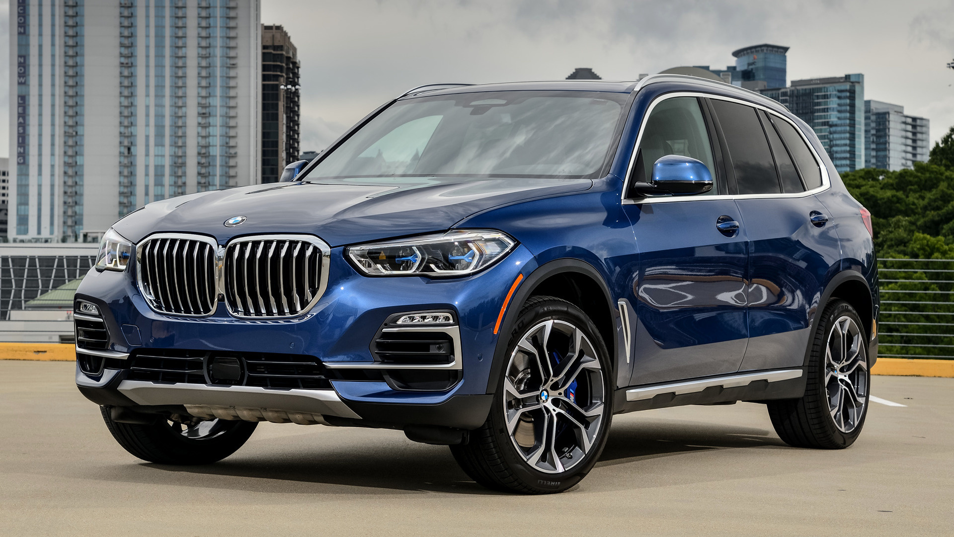 2019 Bmw X5 Us Wallpapers And Hd Images Car Pixel