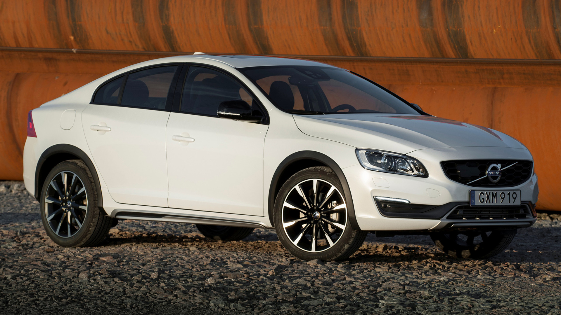 2015 Volvo S60 Cross Country Wallpapers And Hd Images Car Pixel