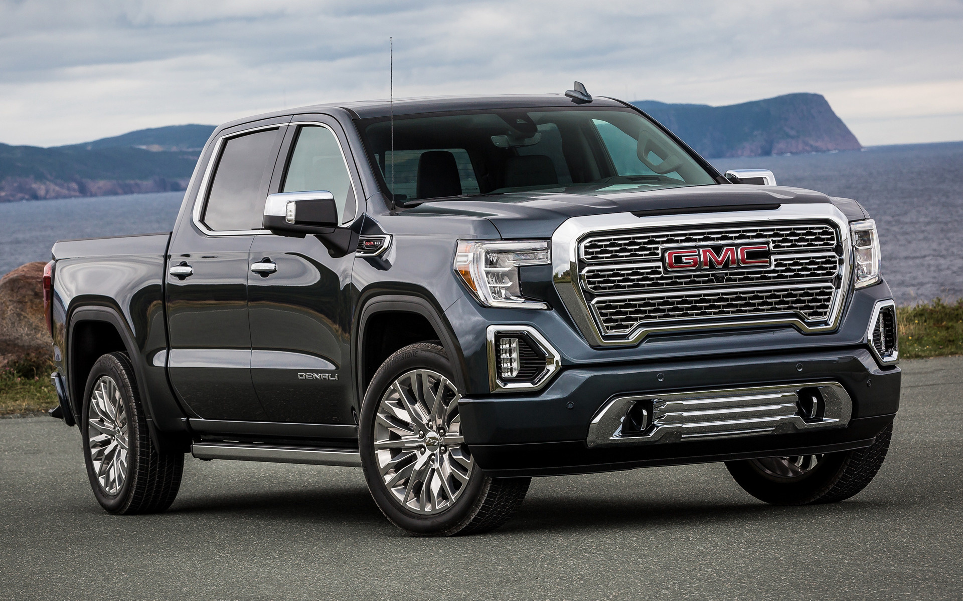 Dodge Crew Cab >> 2019 GMC Sierra Denali Crew Cab - Wallpapers and HD Images ...