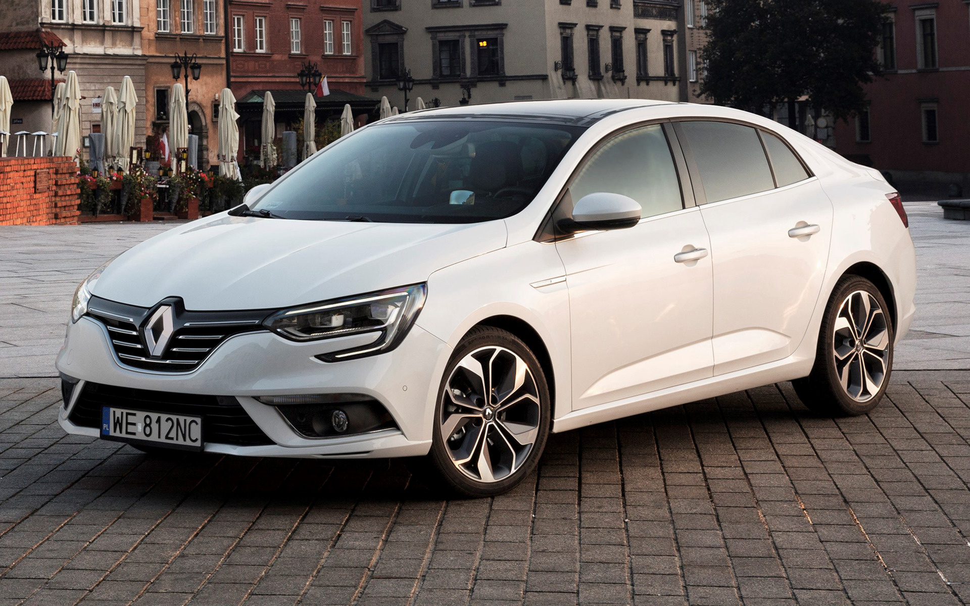 2016 Renault Megane Sedan Wallpapers And Hd Images Car Pixel