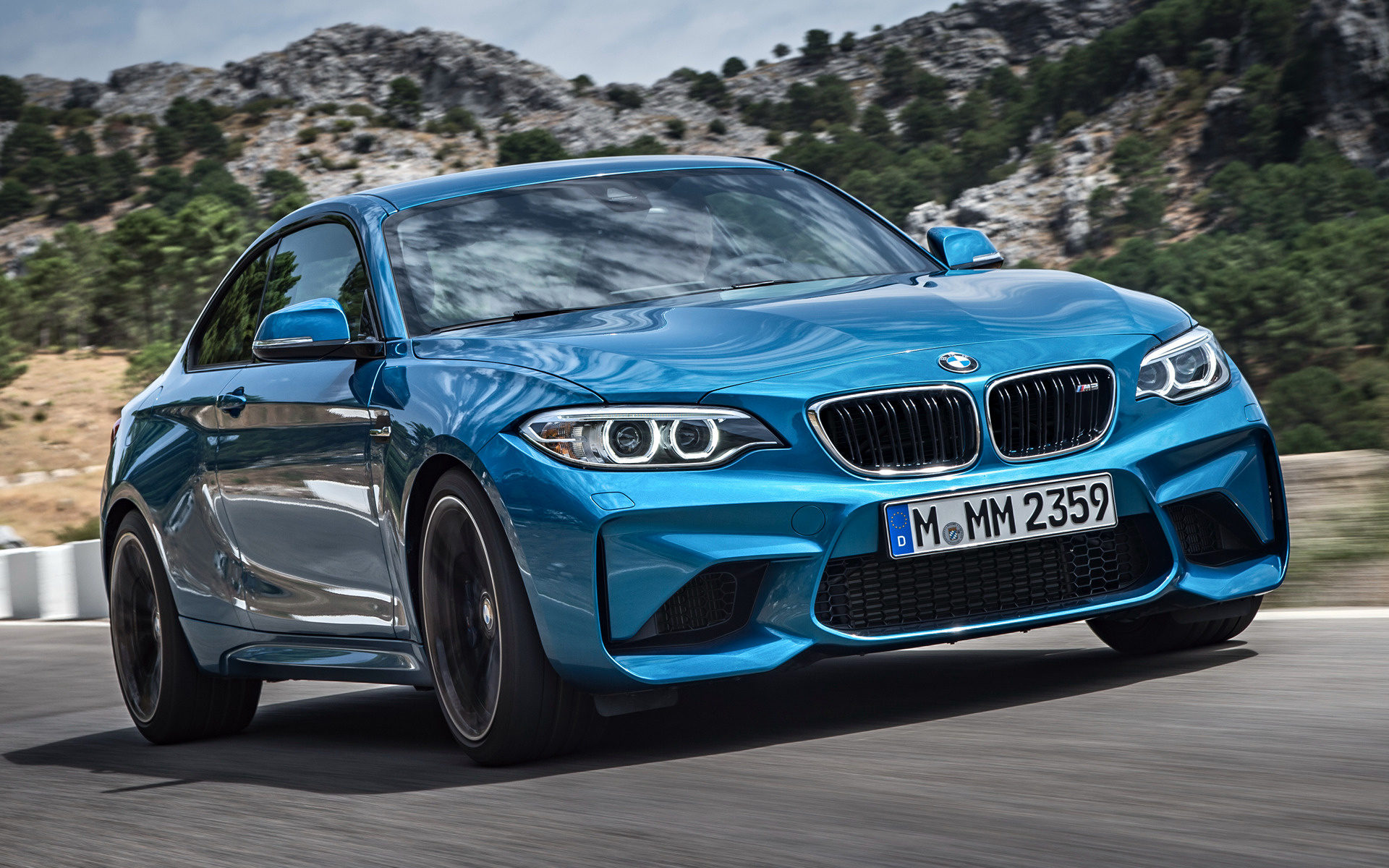Bmw M2 Coupe 2015 Wallpapers And Hd Images Car Pixel