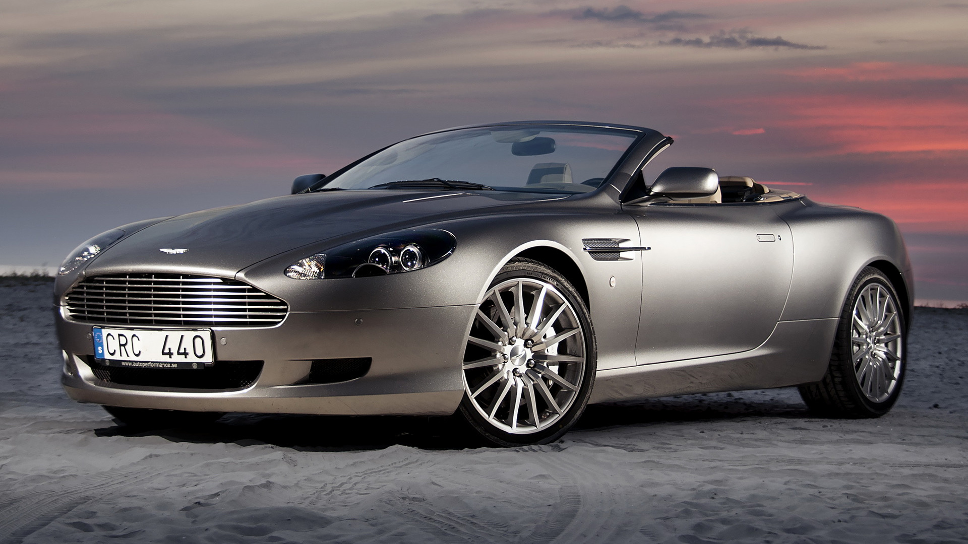 2004 Aston Martin Db9 Volante Wallpapers And Hd Images Car Pixel