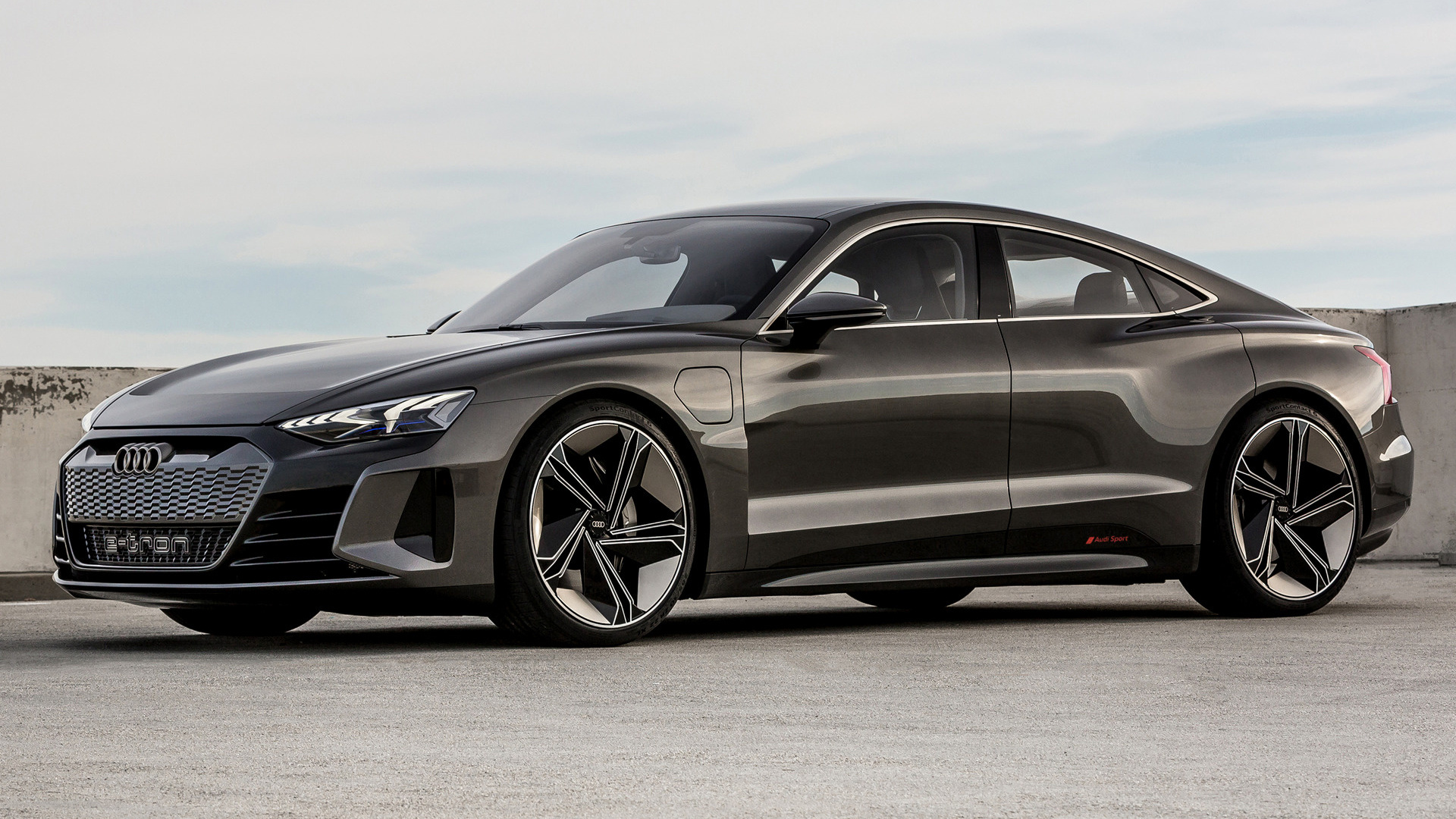 2018 Audi E Tron Gt Concept Wallpapers And Hd Images Car