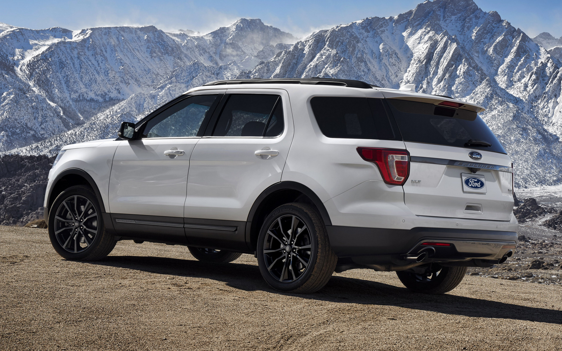 Ford Explorer XLT Sport Appearance Package (2017) Wallpapers and HD Images - Car Pixel