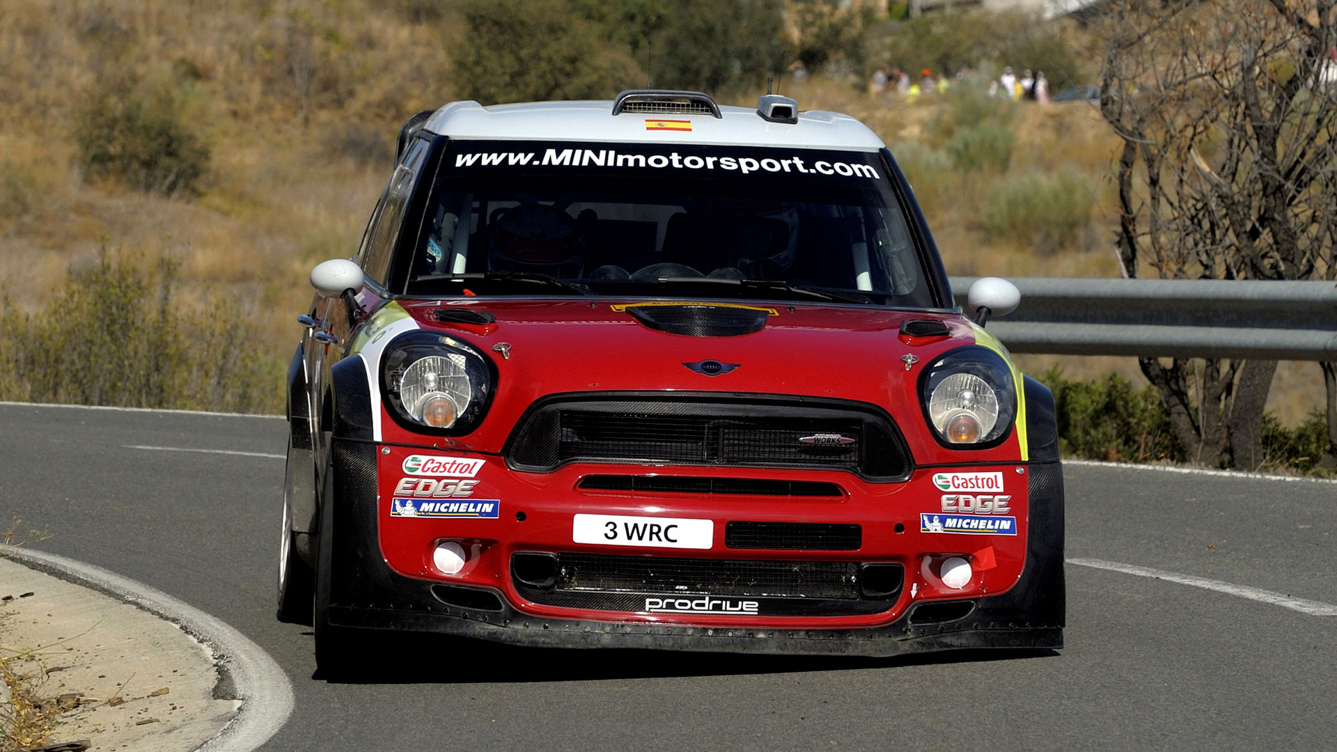 Mini John Cooper Works Countryman WRC (2011) Wallpapers ...