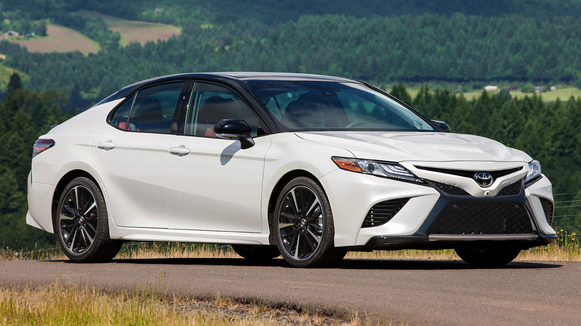 toyota camry xse wallpapers  hd images car pixel