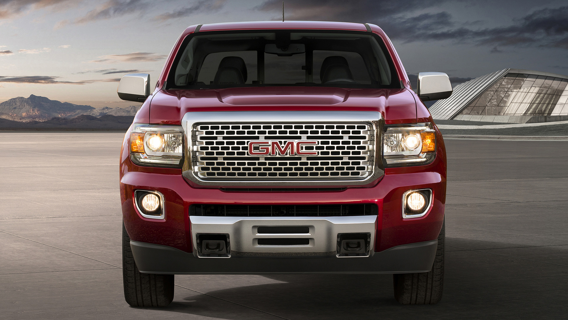 GMC Canyon Denali Crew Cab 2017 Wallpapers And HD Images