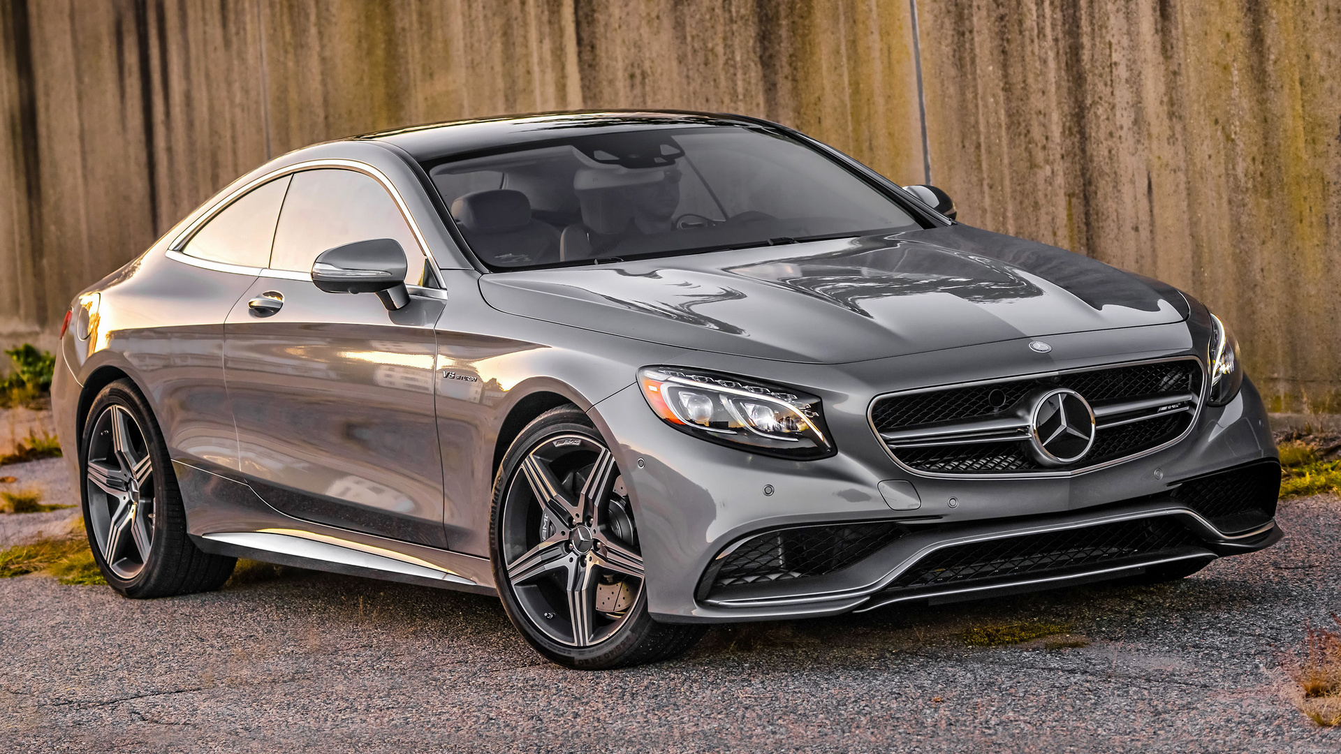 mercedes benz s 63 amg coupe 2015 us wallpapers and hd images car pixel. Black Bedroom Furniture Sets. Home Design Ideas