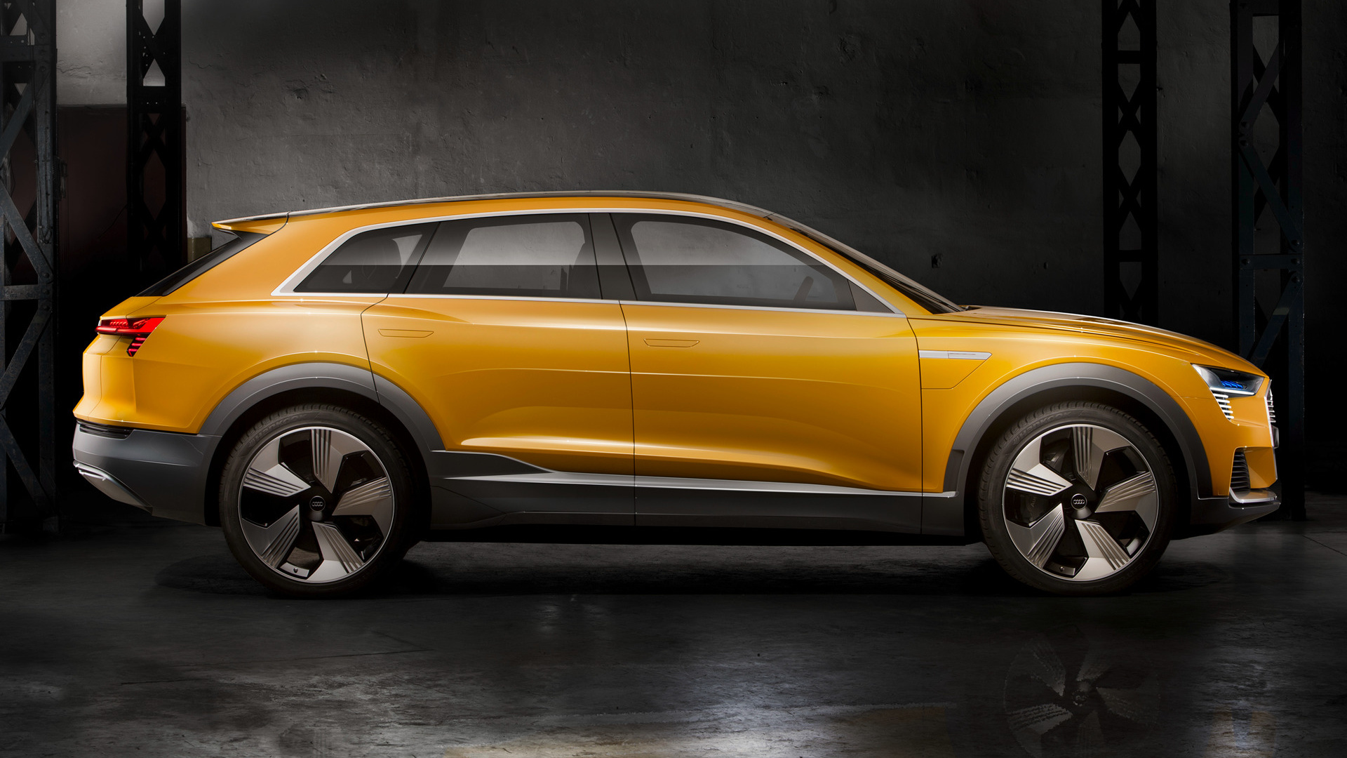Audi H-tron Quattro Concept (2016) Wallpapers And HD