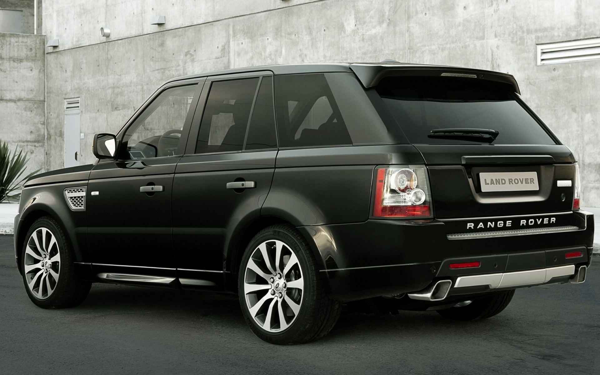 2009 range rover sport autobiography wallpapers and hd images car pixel. Black Bedroom Furniture Sets. Home Design Ideas