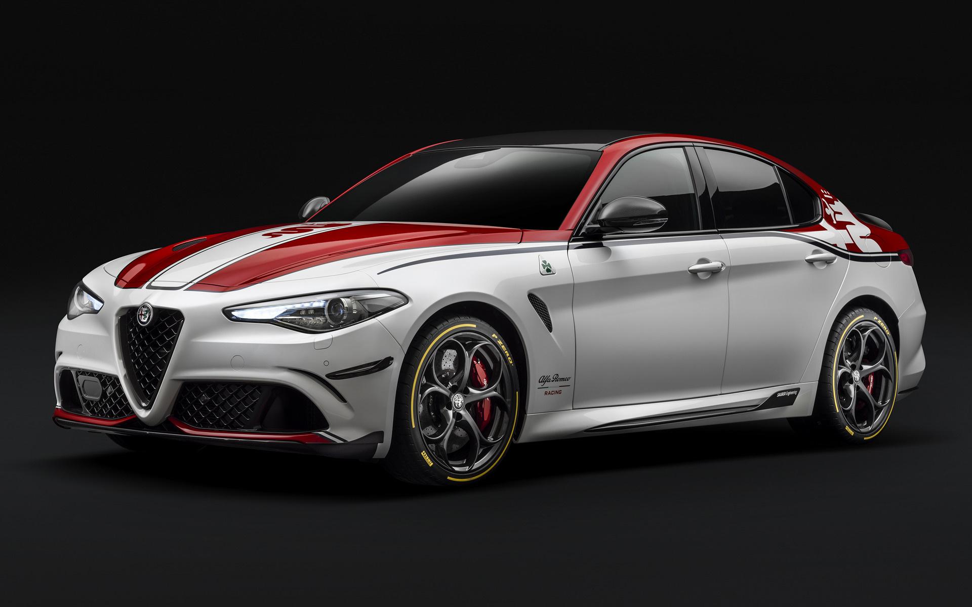 2019 Alfa Romeo Giulia Quadrifoglio Alfa Romeo Racing ...