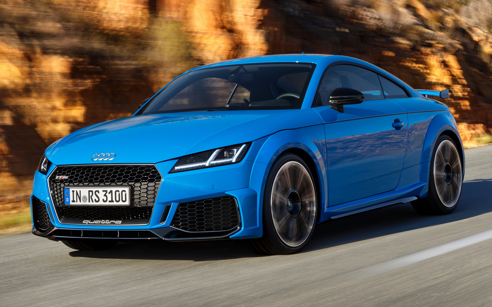 2019 Audi TT RS Coupe - Wallpapers and HD Images | Car Pixel