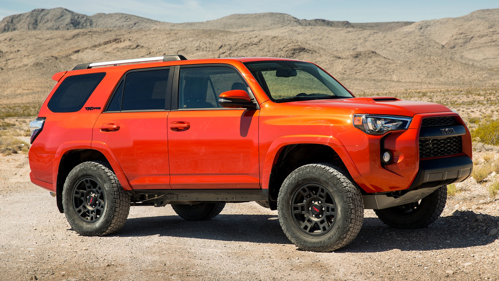 2014 Hd Wallpapers: TRD Toyota 4Runner Pro (2014) Wallpapers And HD Images