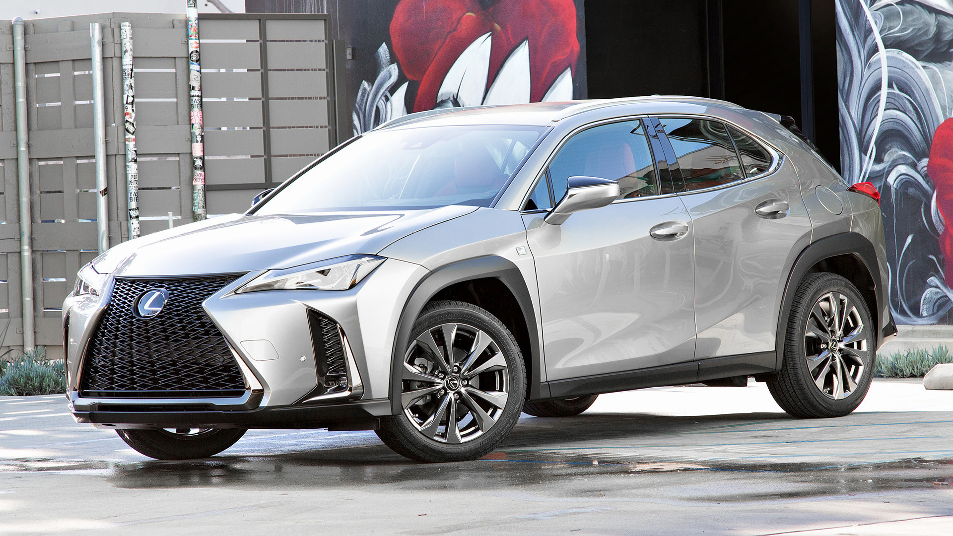 2019 Lexus UX F Sport (US) - Wallpapers and HD Images ...