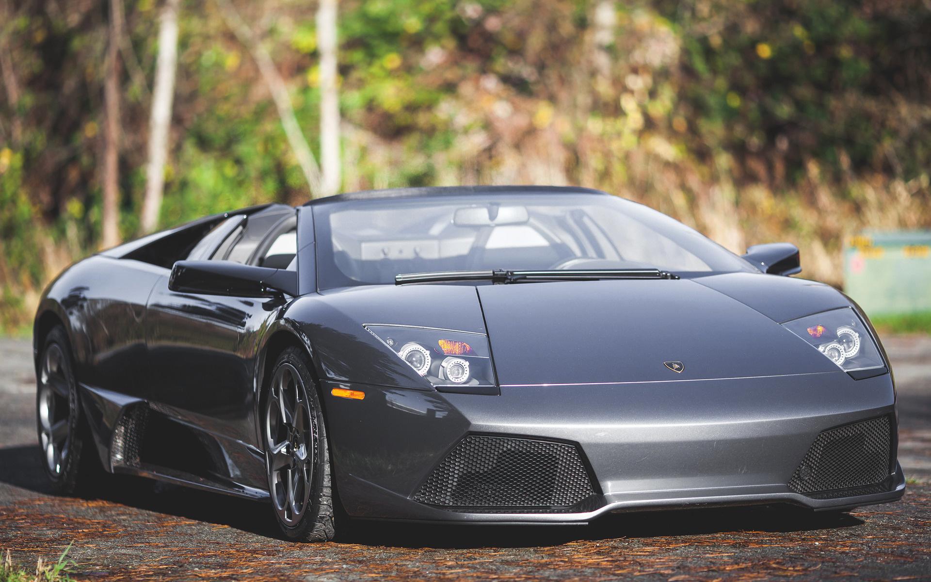 2006 Lamborghini Murcielago LP 640 Roadster (US ...