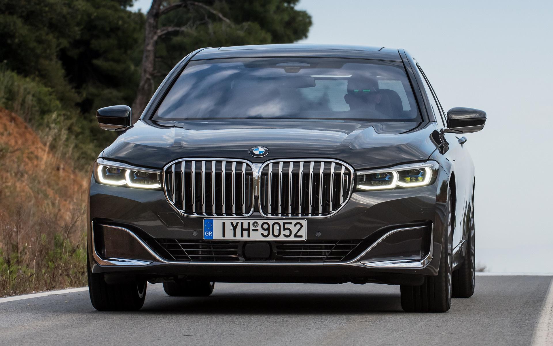 2019 BMW 7 Series Plug-In Hybrid LWB - Wallpapers and HD ...