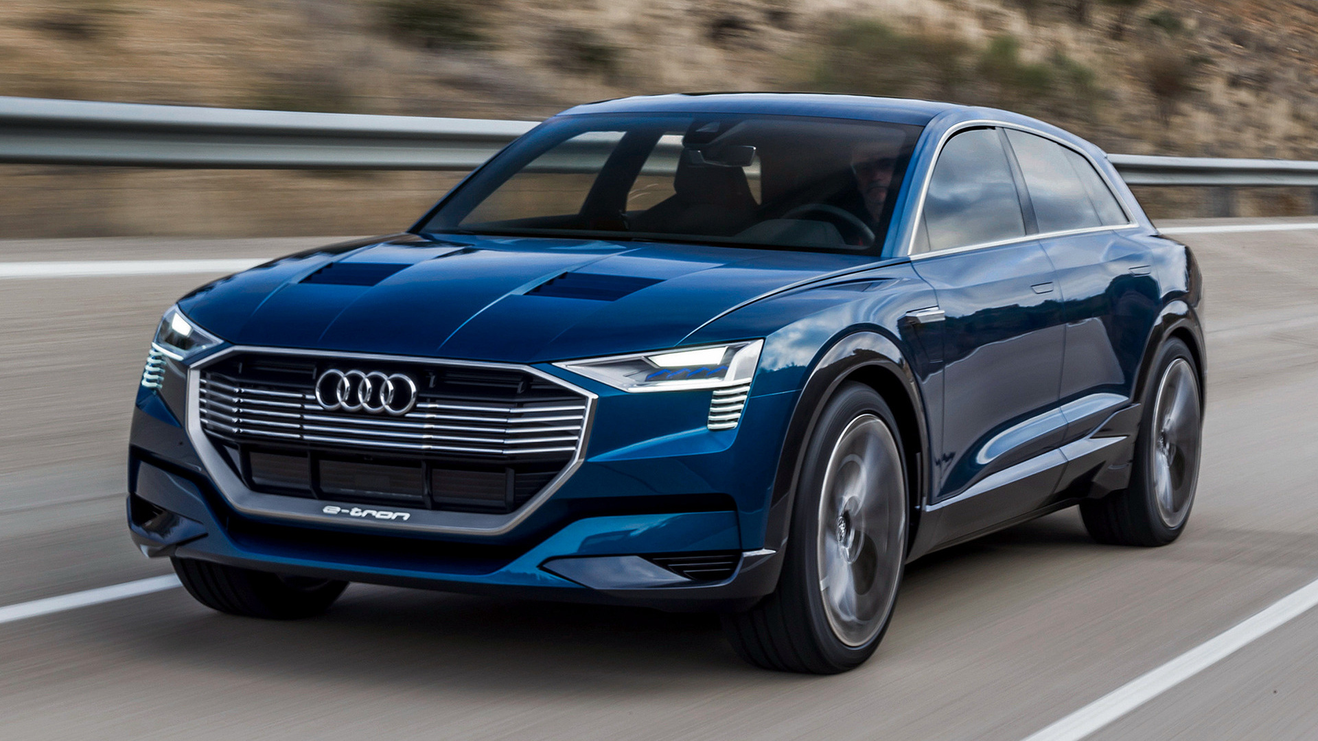 Audi etron quattro concept 2015 Wallpapers and HD Images