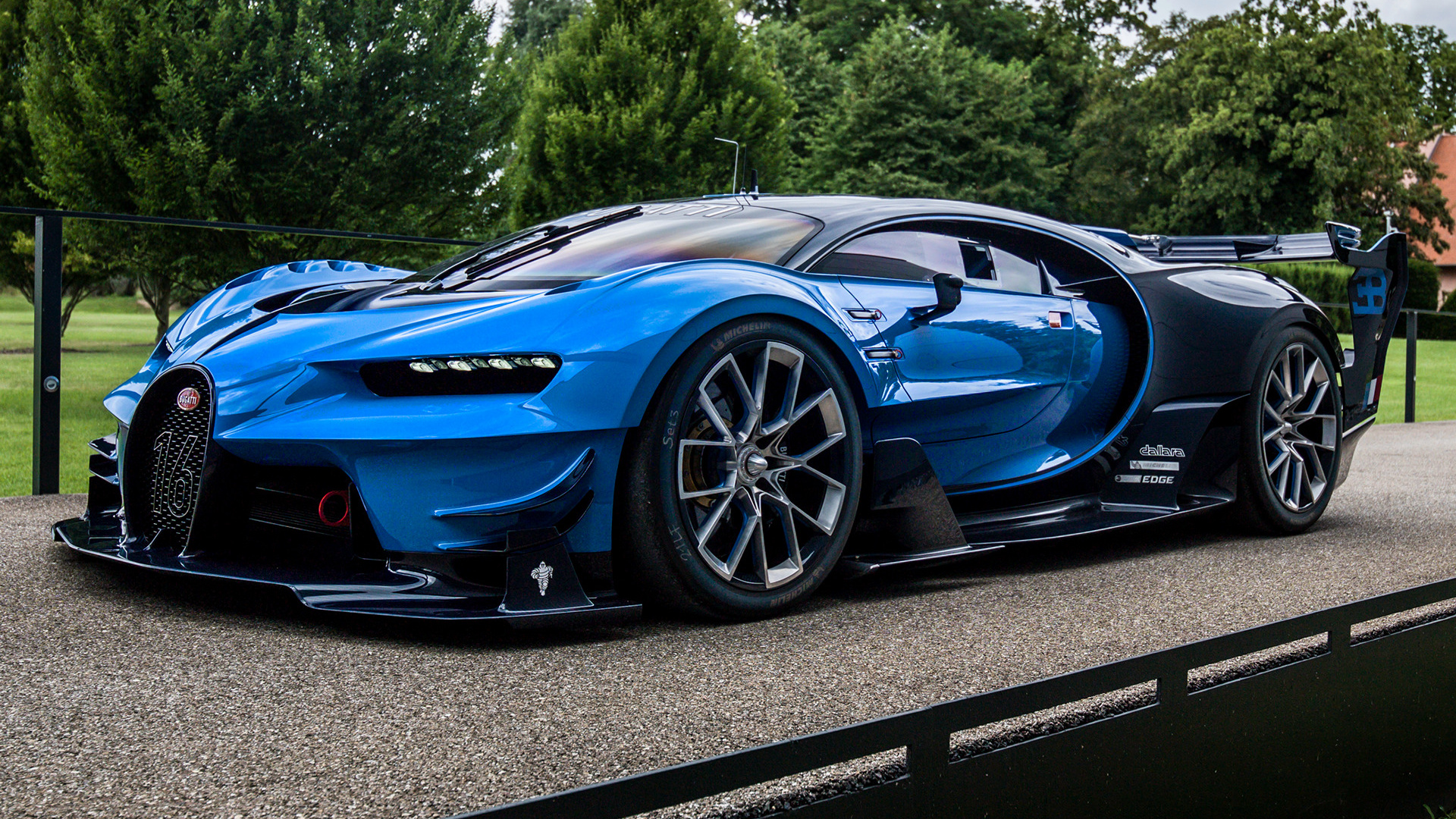 Bugatti Vision Gran Turismo 2015 Wallpapers and HD Images