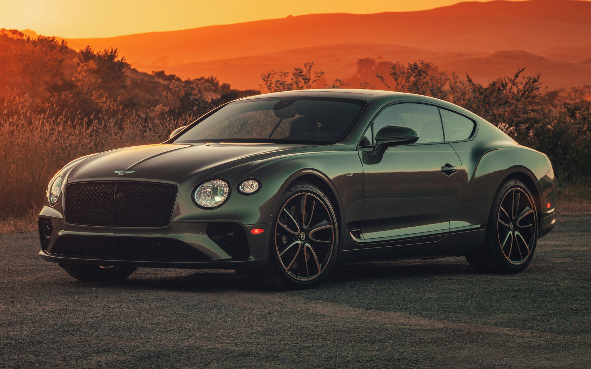 2020 Bentley Continental GT V8 (US) - Wallpapers and HD ...