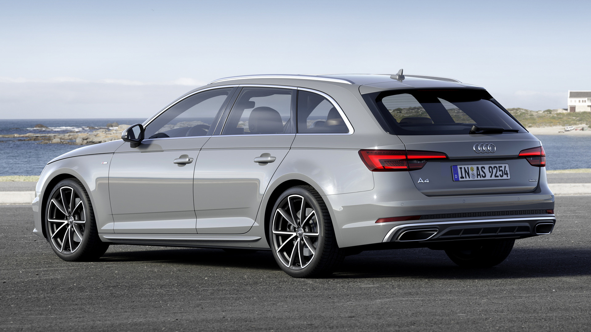 2018 Audi A4 Avant S line - Wallpapers and HD Images | Car Pixel