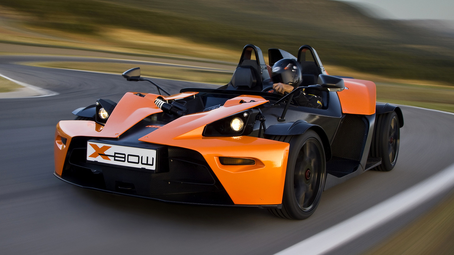 Who Makes Cadillac >> KTM X-Bow Street (2008) Wallpapers and HD Images - Car Pixel