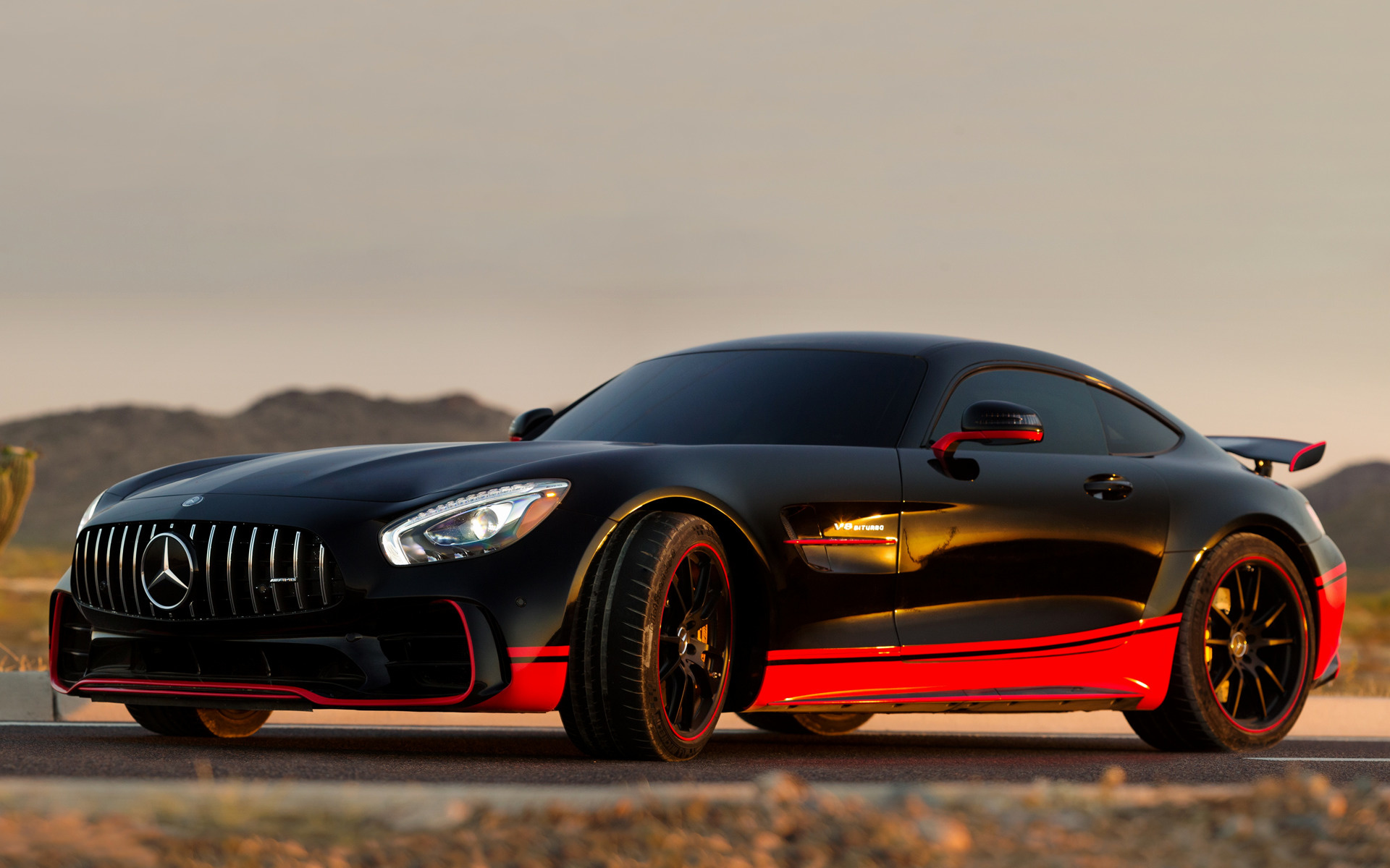Mercedes-AMG GT R Drift (2017) Wallpapers and HD Images ...