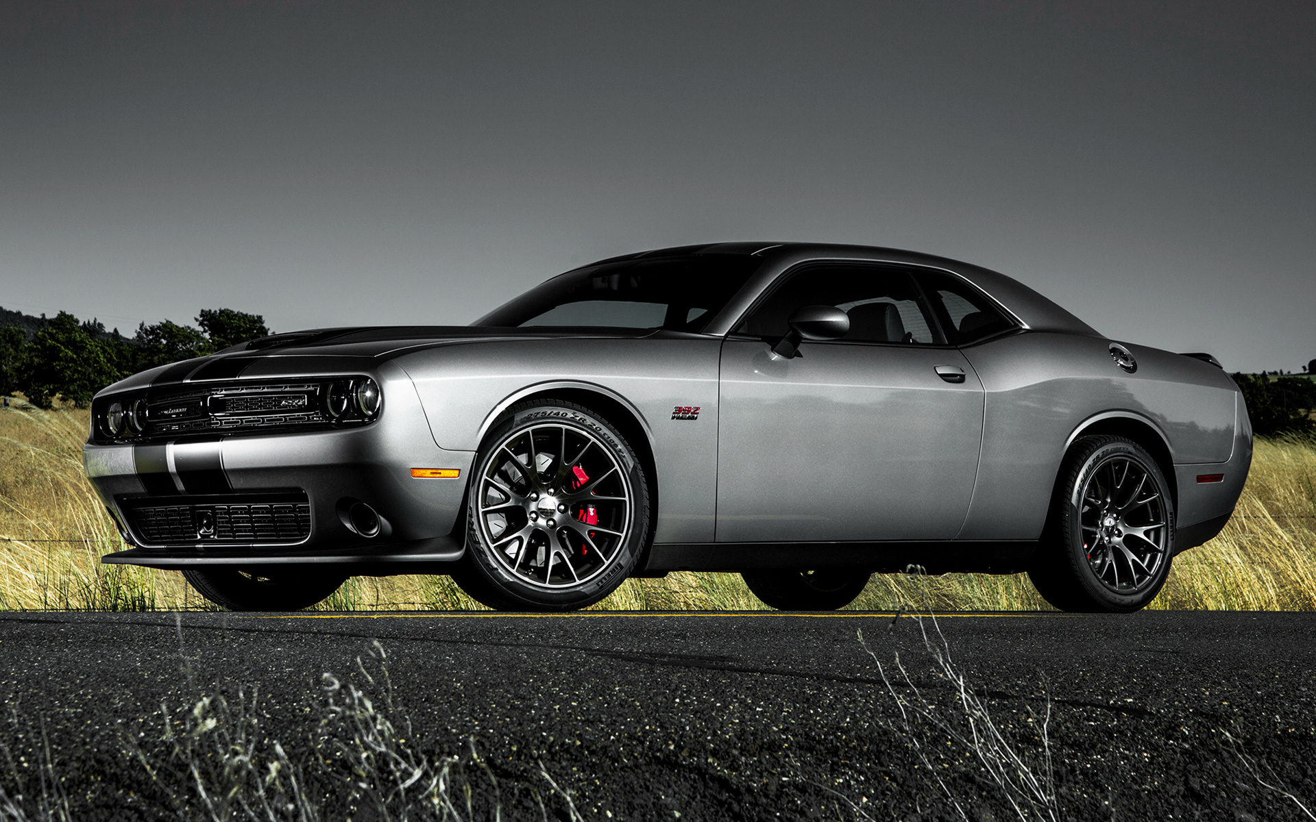 Dodge Challenger 2014 Srt8 392